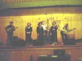 The Lewis Family / Shoal Creek Music Park by unknown
