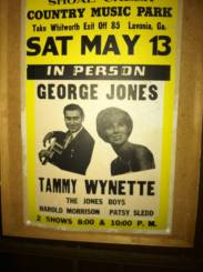 George Jones and Tammy Wynette / by Ben Anthony
