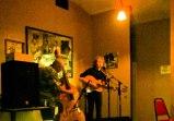 Marshall Walker and Zeke by Janice Sayer