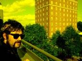 ZZ gazing down to Athens GA by WJAY