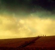Storm Approaching DAM by WJAY