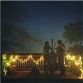 The Shoal Creek Stranglers / Bashville, TN by Liz Garrison
