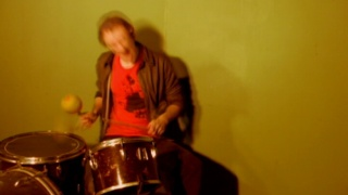 Sir Stephen on Drums by WJAY