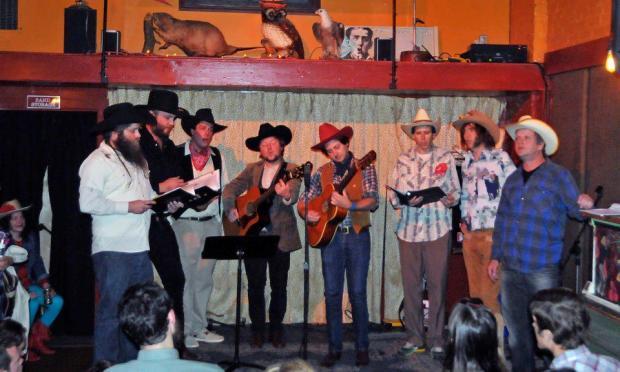 Athens Cowboy Choir