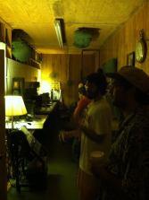 The Barlettas / GFR Control Hall by Ben